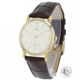 Omega Vintage Gents Dress Watch