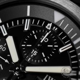 21448S IWC Aquatimer Chronograph Close7 1