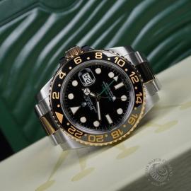 RO22280S Rolex GMT-Master II Close 8