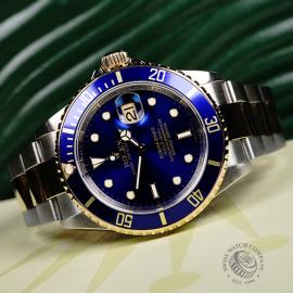 RO22203S Rolex Submariner Date Close 8