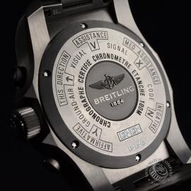 20151S Breitling Cockpit B50 Titanium Chronograph Close6