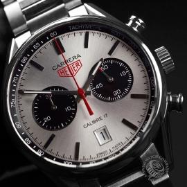 TA20314S TAG Heuer Carrera Calibre 17 Automatic Close11