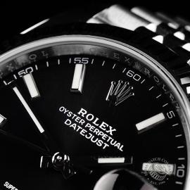 RO21961S Rolex Datejust 41 Unworn Close3