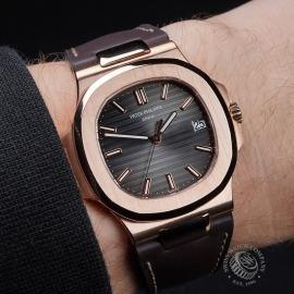 PK21546S Patek Philippe Nautilus 5711R Wrist