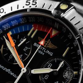 BR1919P Breitling Colt TransOcean Chronograph Close3