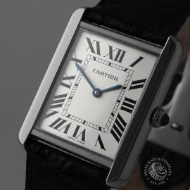 CA21602S Cartier Tank Solo Large Model Close1