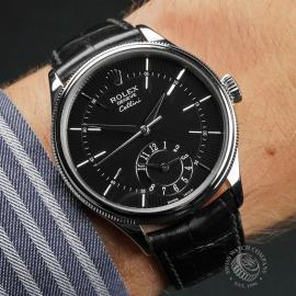 RO22753S Rolex Cellini Dual Time Wrist