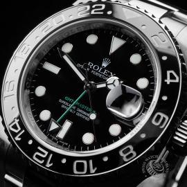 RO21622S Rolex GMT Master II Close 2