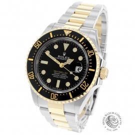 RO22167S Rolex Sea-Dweller Back