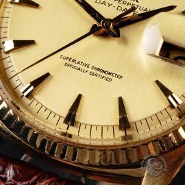 RO645F Rolex Day Date 18ct Close 4