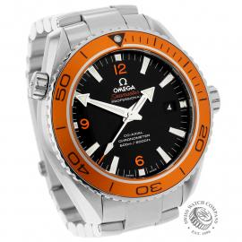 OM21969S Omega Seamaster Planet Ocean 600M Co-Axial Dial