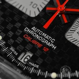 21489S Tag Heuer Monaco Calibre 12 Limited Edition Close8