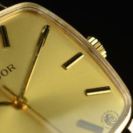21456S Vintage Tudor Dress Watch 9ct Close9