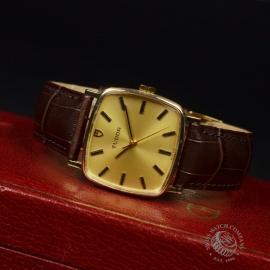 21456S Vintage Tudor Dress Watch 9ct Close10