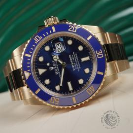 RO22674S Rolex Submariner Date Close10