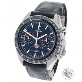 OM1923P Omega Speedmaster Moonphase Co-Axial Back