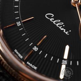 21396S Rolex Cellini Date 18ct Everose Close7 4