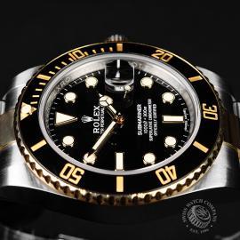 RO21921S Rolex Submariner Date Close6 1