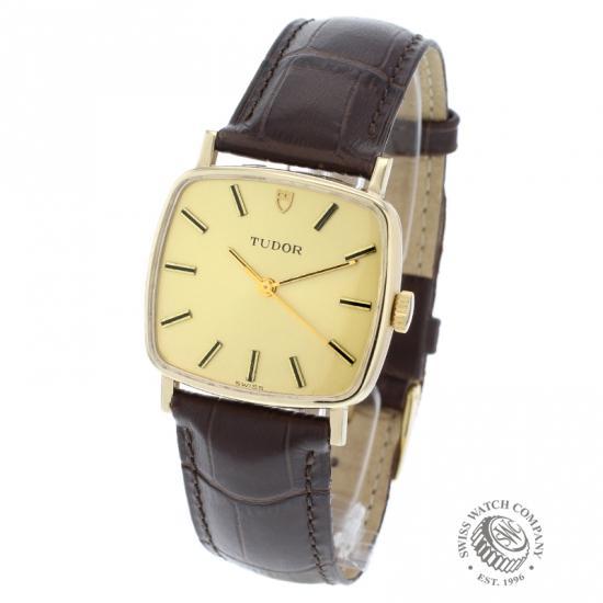 Vintage Tudor Dress Watch 9ct