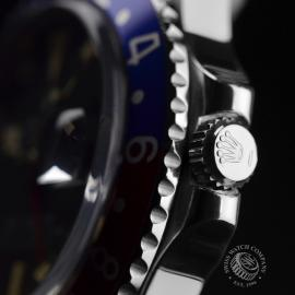RO21200S Rolex Vintage GMT Master Close3