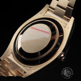 RO22541S Rolex Day-Date II 18ct Close9