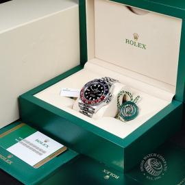 RO21767S Rolex GMT-Master II BLRO Box