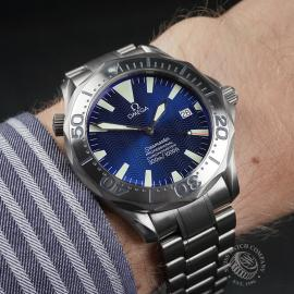 OM22534S Omega Seamaster Professional Titanium Wrist