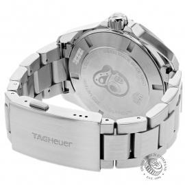 TA22134S Tag Heuer Aquaracer GMT Back