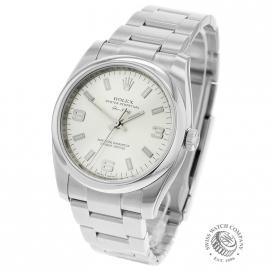 RO21432S Rolex Air King Back