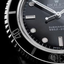 RO21394S Rolex Vintage Submariner 5513 Close7 2