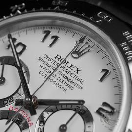 RO22609S Rolex Cosmograph Daytona 'White Gold' Close3