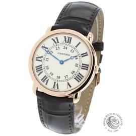 Cartier Ronde Louis Rose Gold