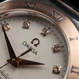 OM22331S Omega Constellation '50th Anniversary' Close3