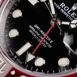 RO22120S Rolex GMT Master II BLRO Close3 1