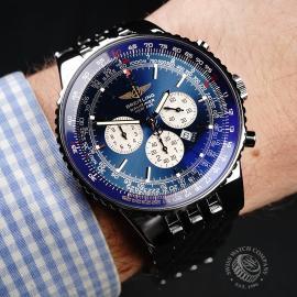BR22068S Breitling Navitimer Heritage Wrist