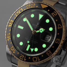 RO22280S Rolex GMT-Master II Close 1
