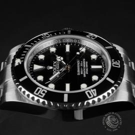 RO22372S Rolex Submariner Non-Date Close6 1