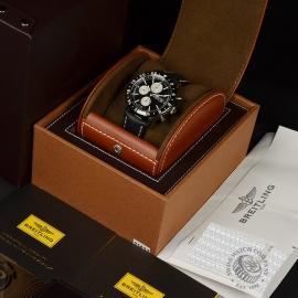 21434S Breitling Chronoliner Box