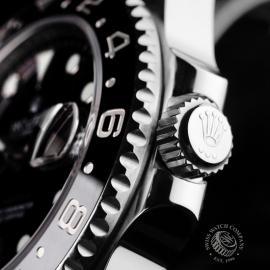 RO22201 Rolex GMT-Master II Close 9