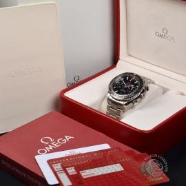 OM20307S Omega Seamaster Planet Ocean 600m Co Axial Chrono Box
