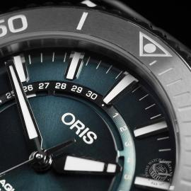 OR22678S Oris Aquis Source Of Life Limited Edition Close10 1