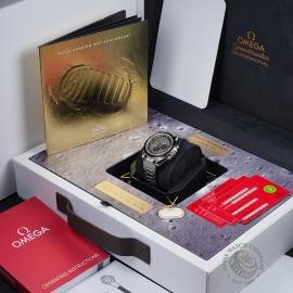 OM21658S Omega Speedmaster Apollo 11 50th Anniversary Limited Edition Box