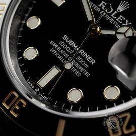 RO22288S Rolex Submariner Date Close4