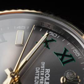 RO22692S Rolex Datejust II Close5