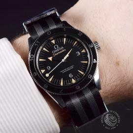 21510S Omega Seamaster 300 Master Co Axial SPECTRE Limited Edition Wrist