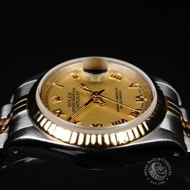 RO22123S Rolex Ladies Datejust Close6