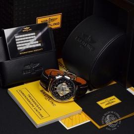 BR19708S Breitling Transocean Chronograph Unitime Box