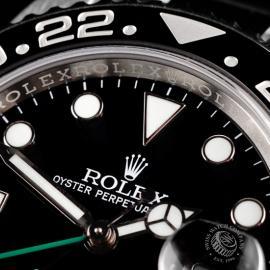 RO22201 Rolex GMT-Master II Close 3