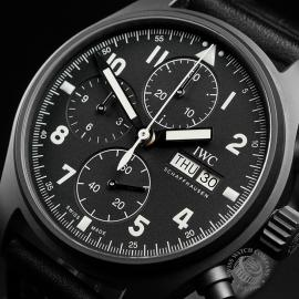 IW1955P IWC Pilots Chronograph Limited Edition Close2