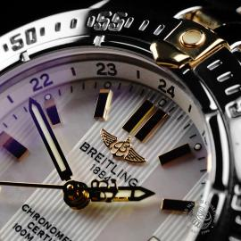 BR21835S Breitling Satrliner Ladies Close3